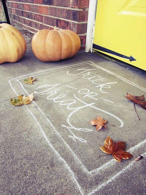 chalk-a-doormat-for-halloween