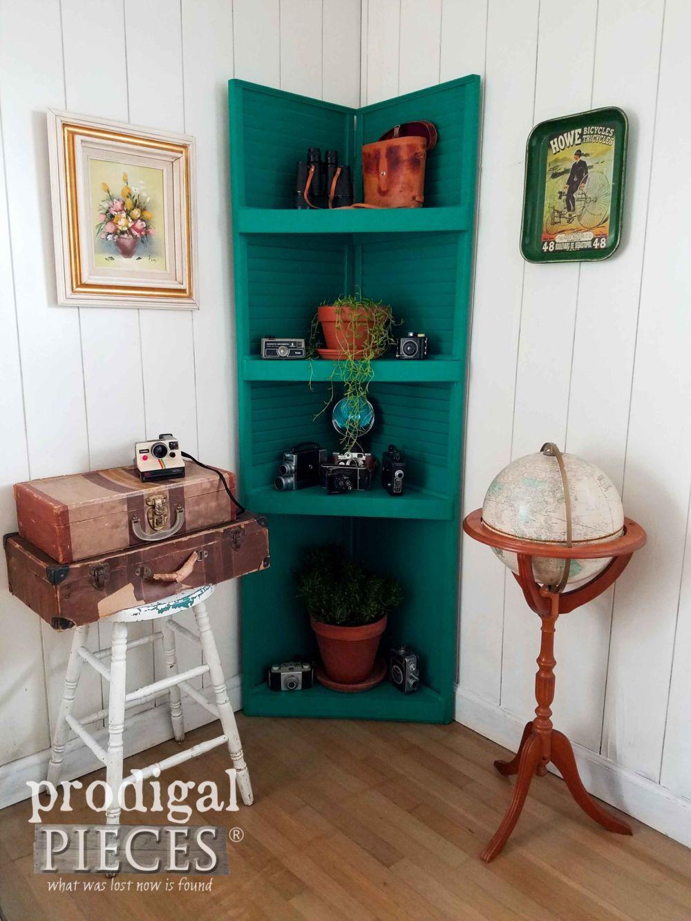 Window-shutters-corner-shelf
